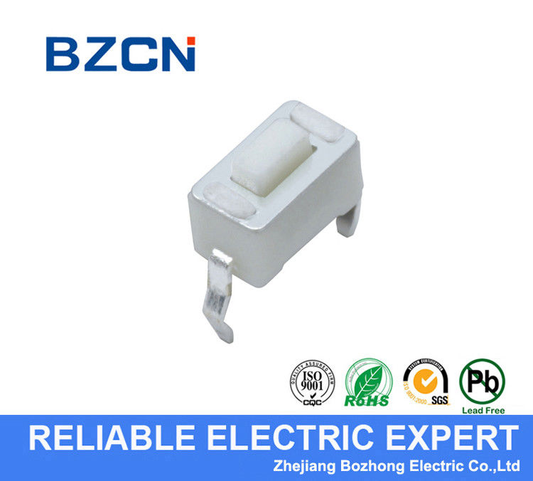 Momentary Operation 3.5X6 Mm Tactile Switch , Low Profile Tactile Switch